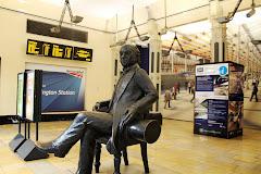 Isambard Brunel Statue