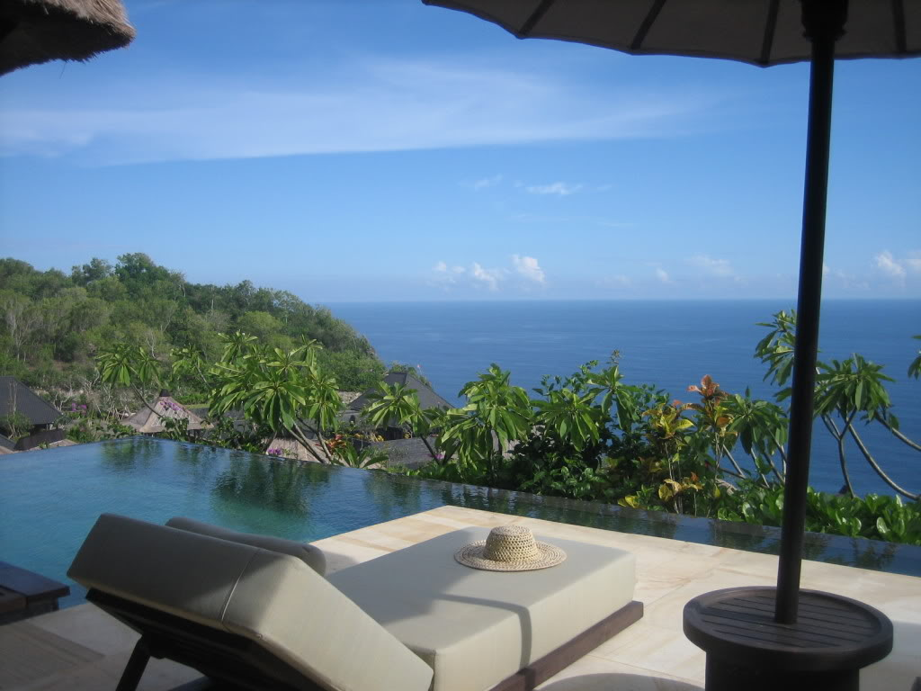 Passion for luxury fantastic bulgari bali resort for Good accommodation in bali