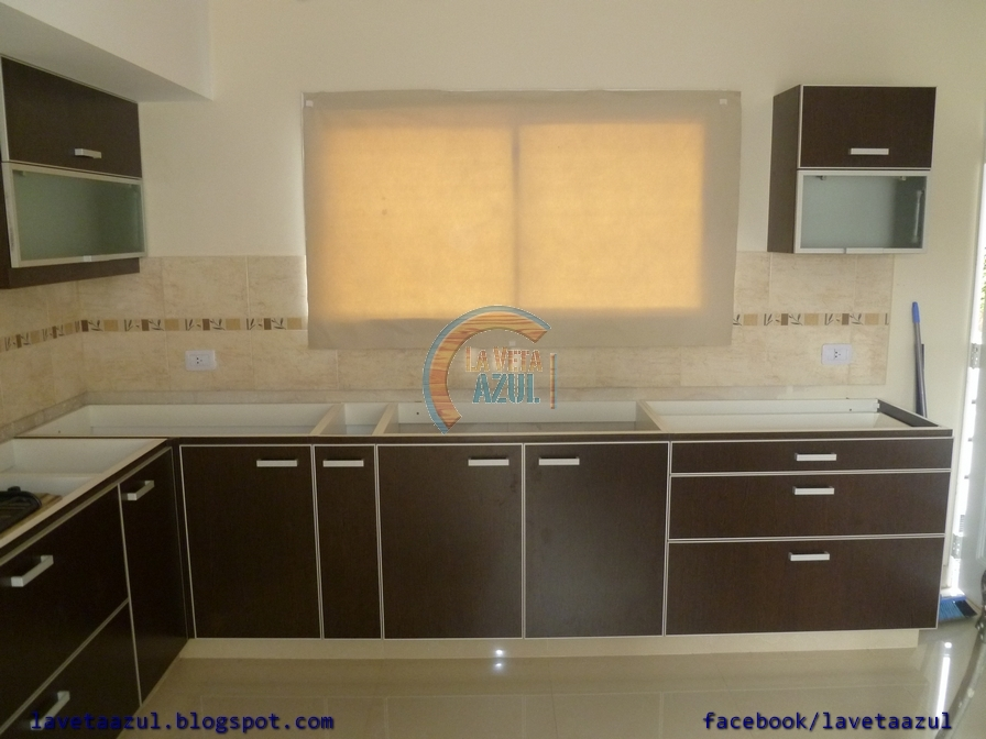 Muebles de cocina con vidrio repartido 20170717070521 for Muebles de cocina de aluminio