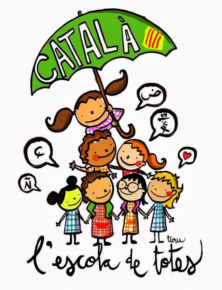 L'escola amb català