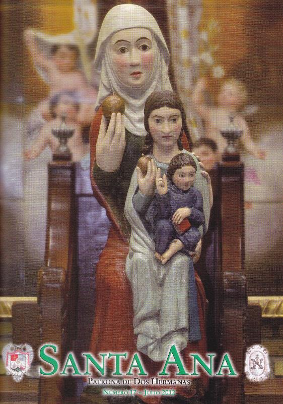 Tramo cofrade santa ana patrona de dos hermanas 2012 - Polveros en dos hermanas ...
