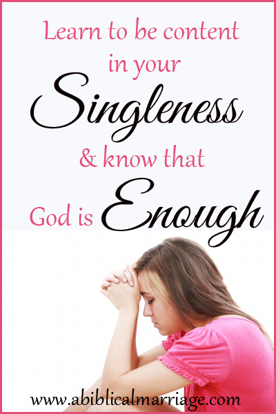 Single Christian Woman Waiting On God
