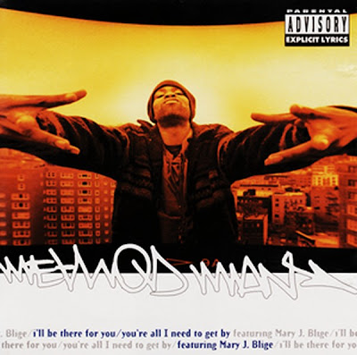 Method Man – I'll Be There For You / You're All I Need To Get By (CDM) (1995) (320 kbps)