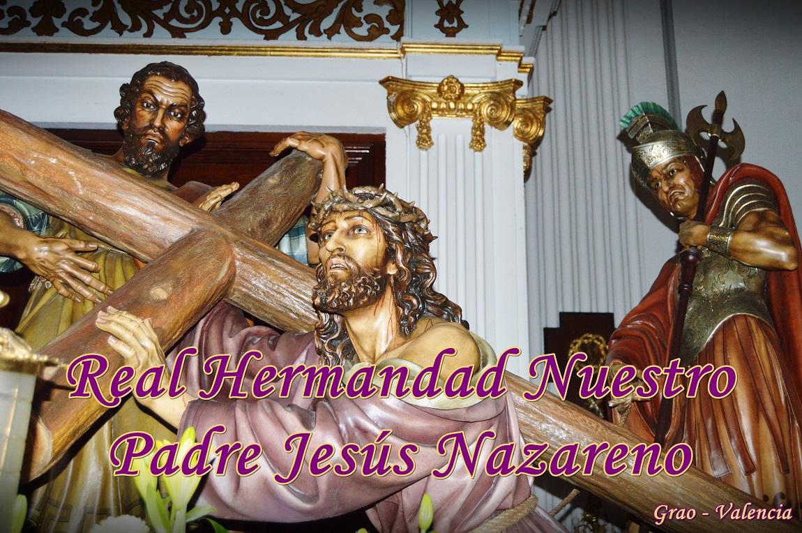 Real Hermandad Nuestro Padre Jesús Nazareno Valencia