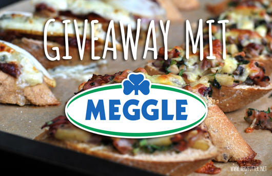 Giveaway mit Meggle