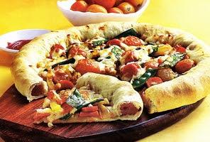 Tips Cara Menyajikan Pizza