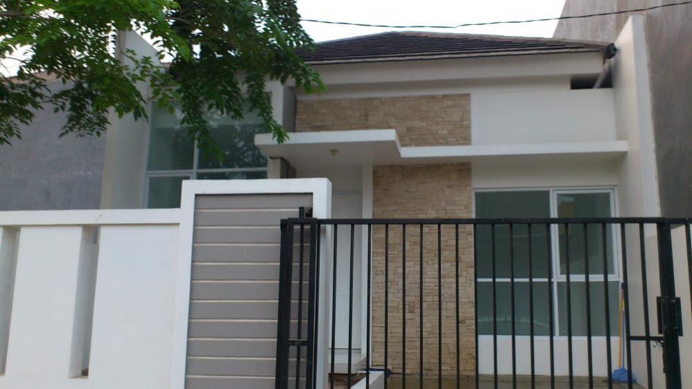 gambar rumah modern terkini