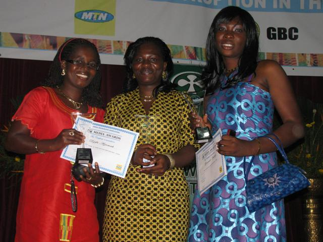 GJA 2010 Award Winners