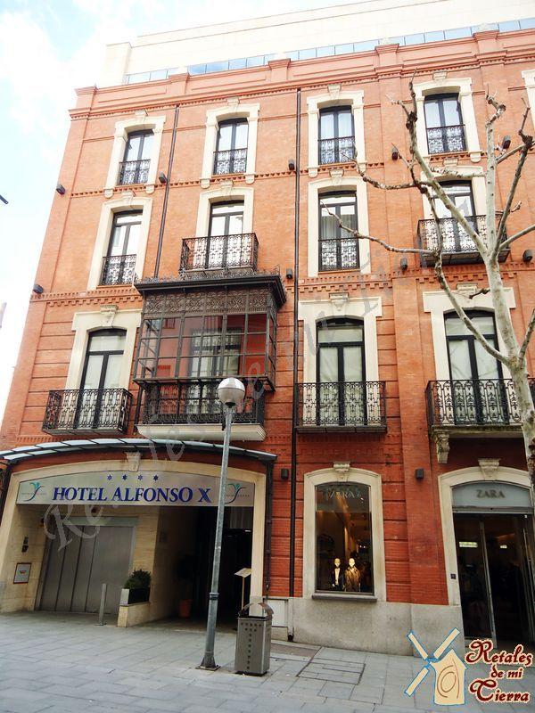 Retales de mi tierra el gran hotel de ciudad real - Zara ciudad real ...