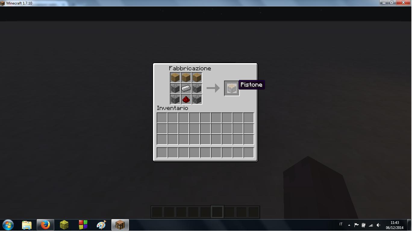 Meccanismi redstone in minecraft porte porte di tutti i for Porte and minecraft
