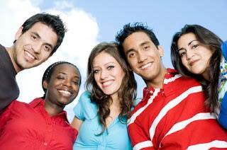 estudantes, felizes, vestibular, concursos, felicidade