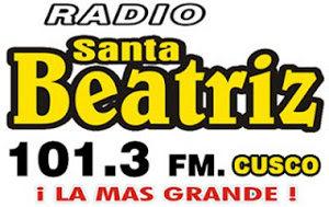 Radio Santa Beatriz 101.3 fm Cusco