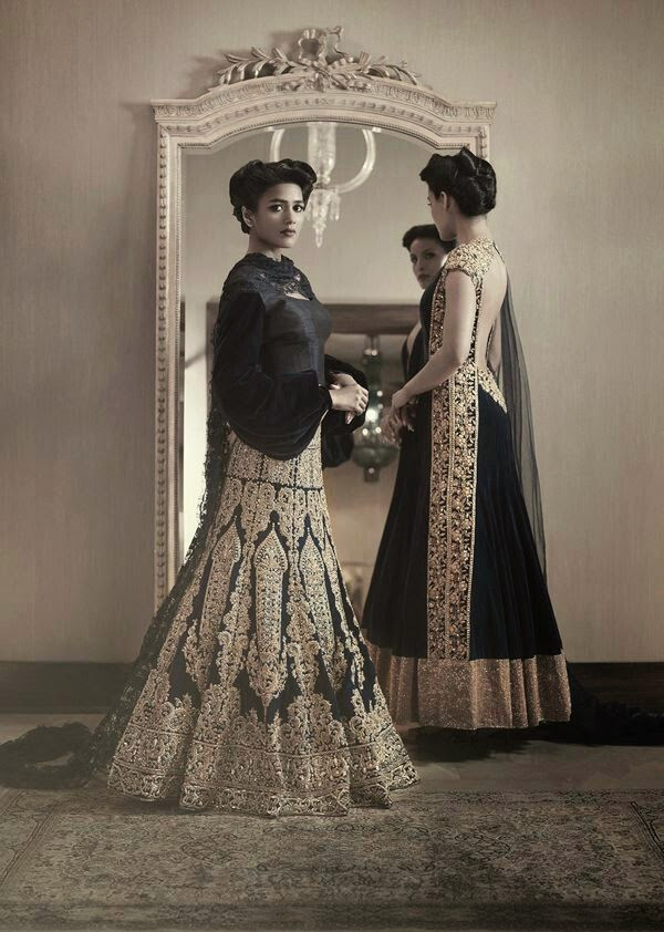 new  bridal lehnga collection 2015