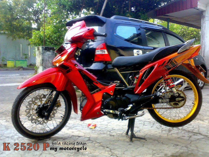 100 Modifikasi Motor Honda Supra X 9 Out Of 10 Based On 10 Ratings. 9  title=