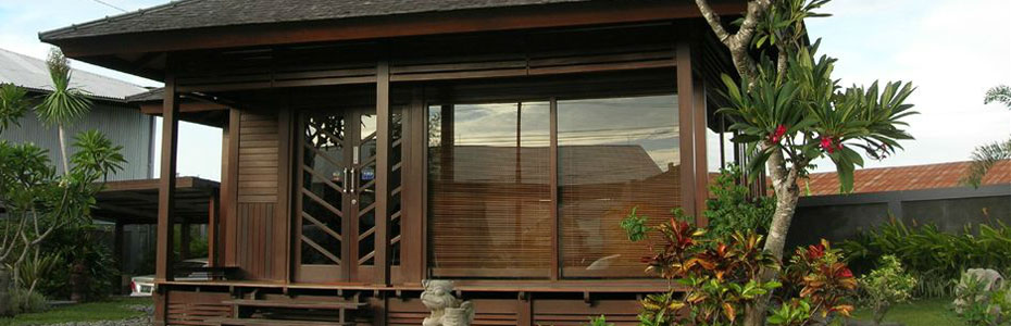 Interesting Wooden House Designs Indonesia Contemporary - Simple ...