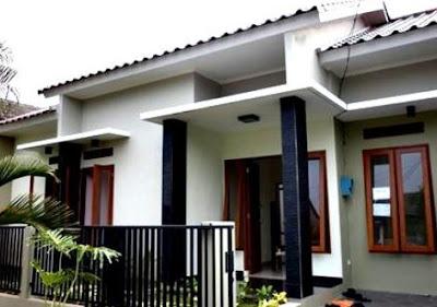 rumah minimalis netral