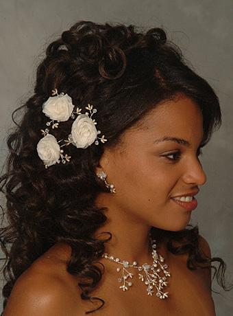 African American Wedding HairstylesAfrican American HairstylesWedding