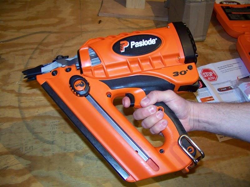 Ed Notes Online: Hand Saga 2: Nail Guns