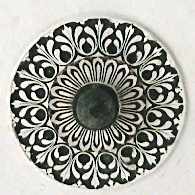 marble decoration at golconda fort in hyderabad