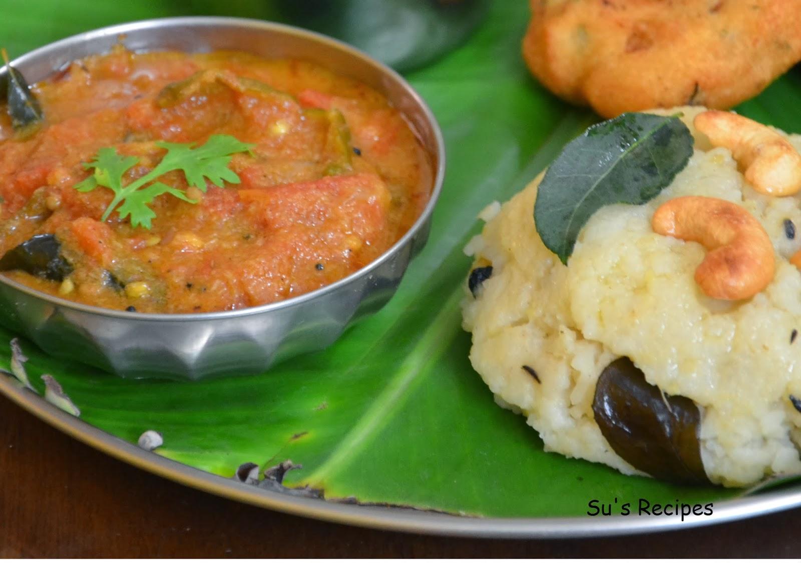 pongal, breakfast dish, tamil nadu breakfast, indian breakfast, kichdi,