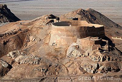 Pemakaman Zoroaster Hal yang Mengerikan di Dunia