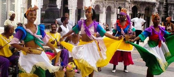 COLORFUL, MUSICAL, ARTISTISTIC-CUBA!