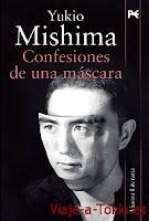 """Portada del libro """"Confesiones de una máscara"""""""
