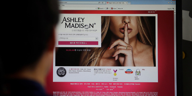 Ashley Madison : Unfaithful government staff details on hacked cheating website