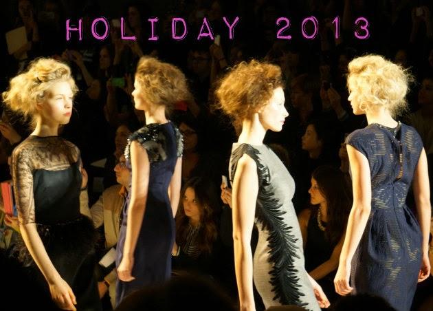 4 models in dresses