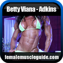 Betty Viana - Adkins IFBB Pro Female Bodybuilder Thumbnail Image 4