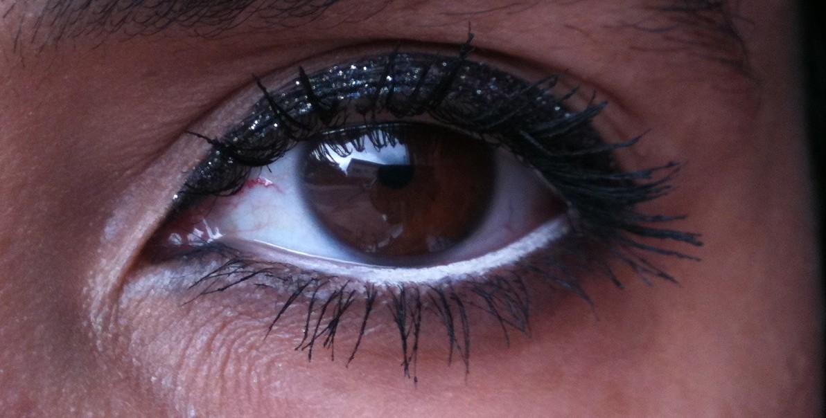 mon oeil devient rouge