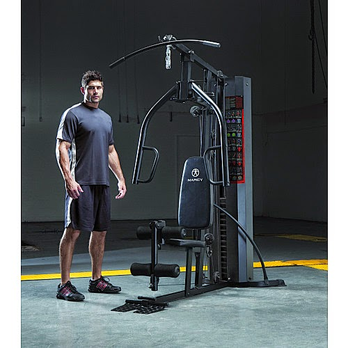 Sports authority coupon 25%: Marcy 150 lb. Home Gym