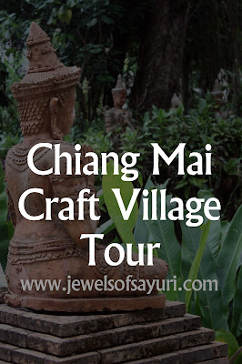 chiang mai craft village tour