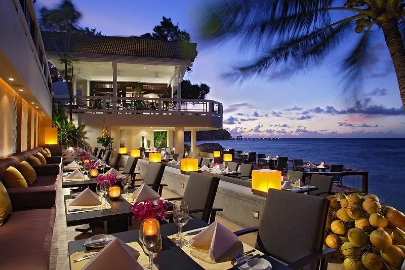 Amari Phuket Restaurant Menu