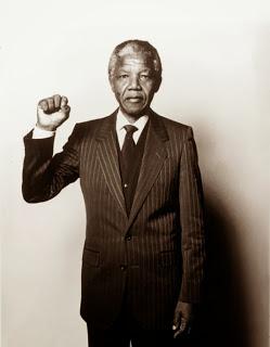 Décès de Nelson Mandela