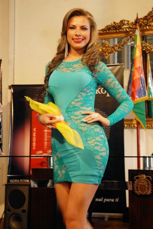 Fotos de las candidatas a miss cochabamba 2013 90