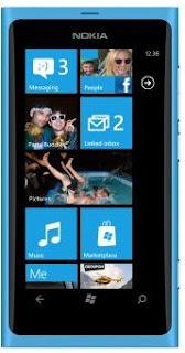 Harga dan Spesifikasi Nokia Lumia 800 - 16 GB