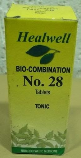 bio-combination no. 28 general tonic