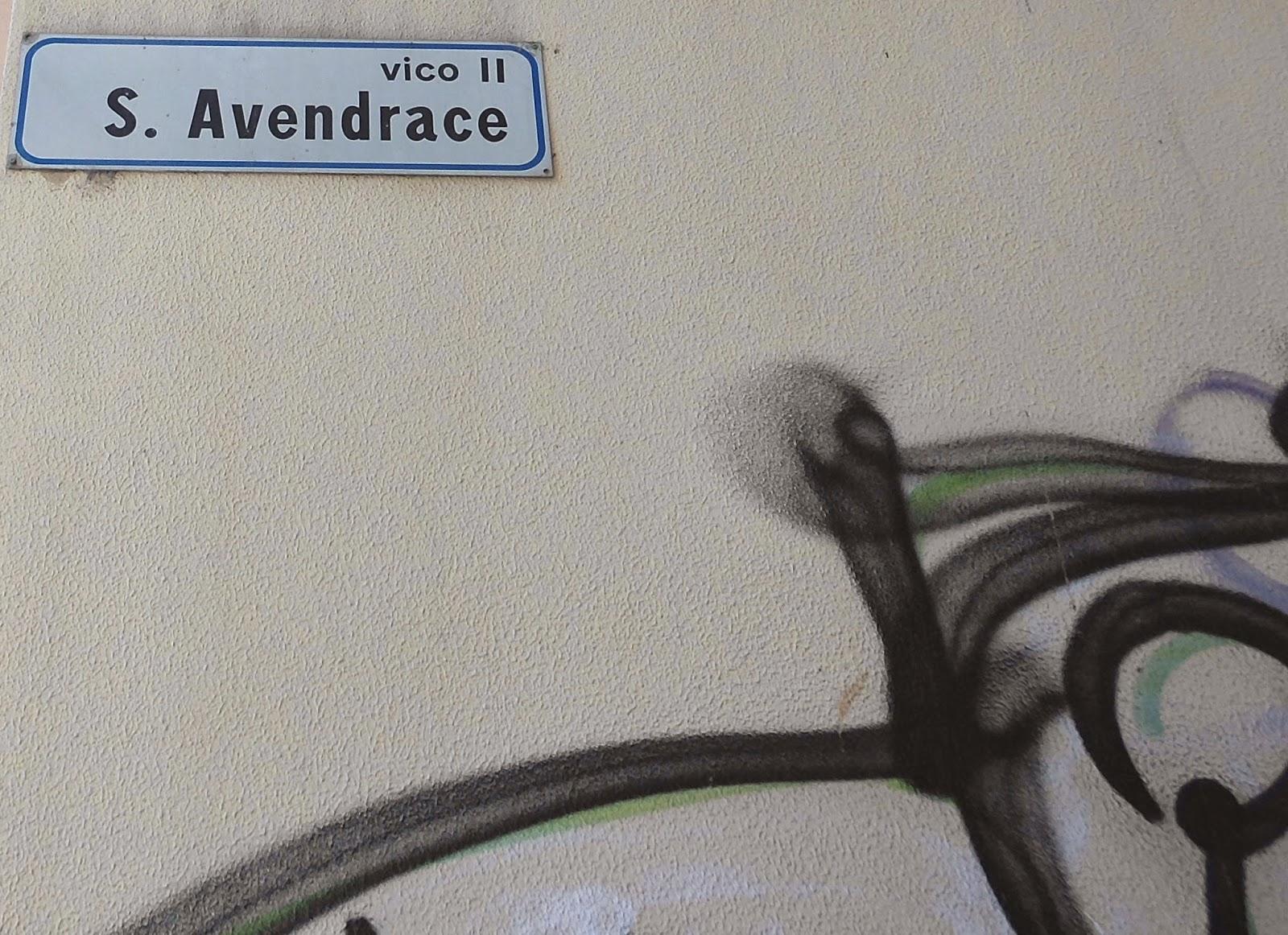 Vico II Sant'Avendrace, Cagliari