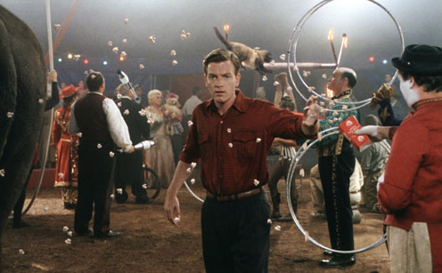 Robin schwartzman scenes from the movie big fish for The big fish movie