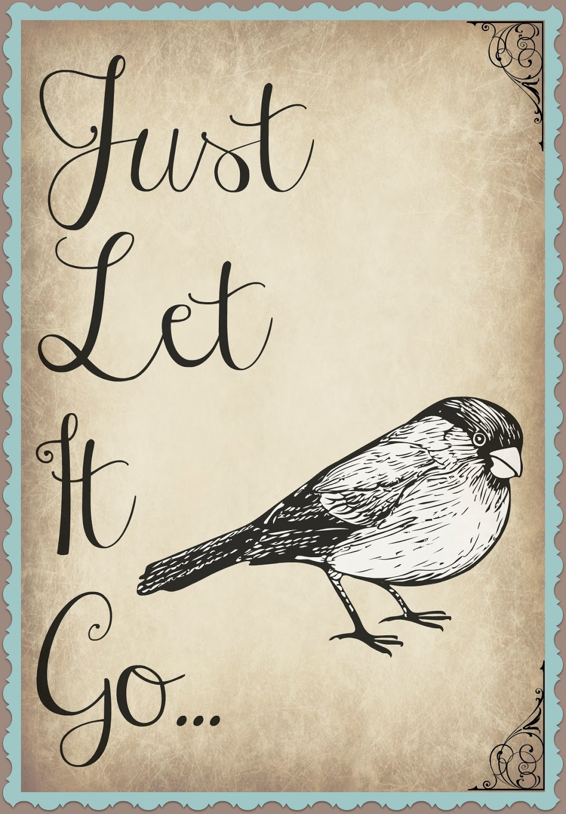 Just let it go... TheMakeupSquid.com