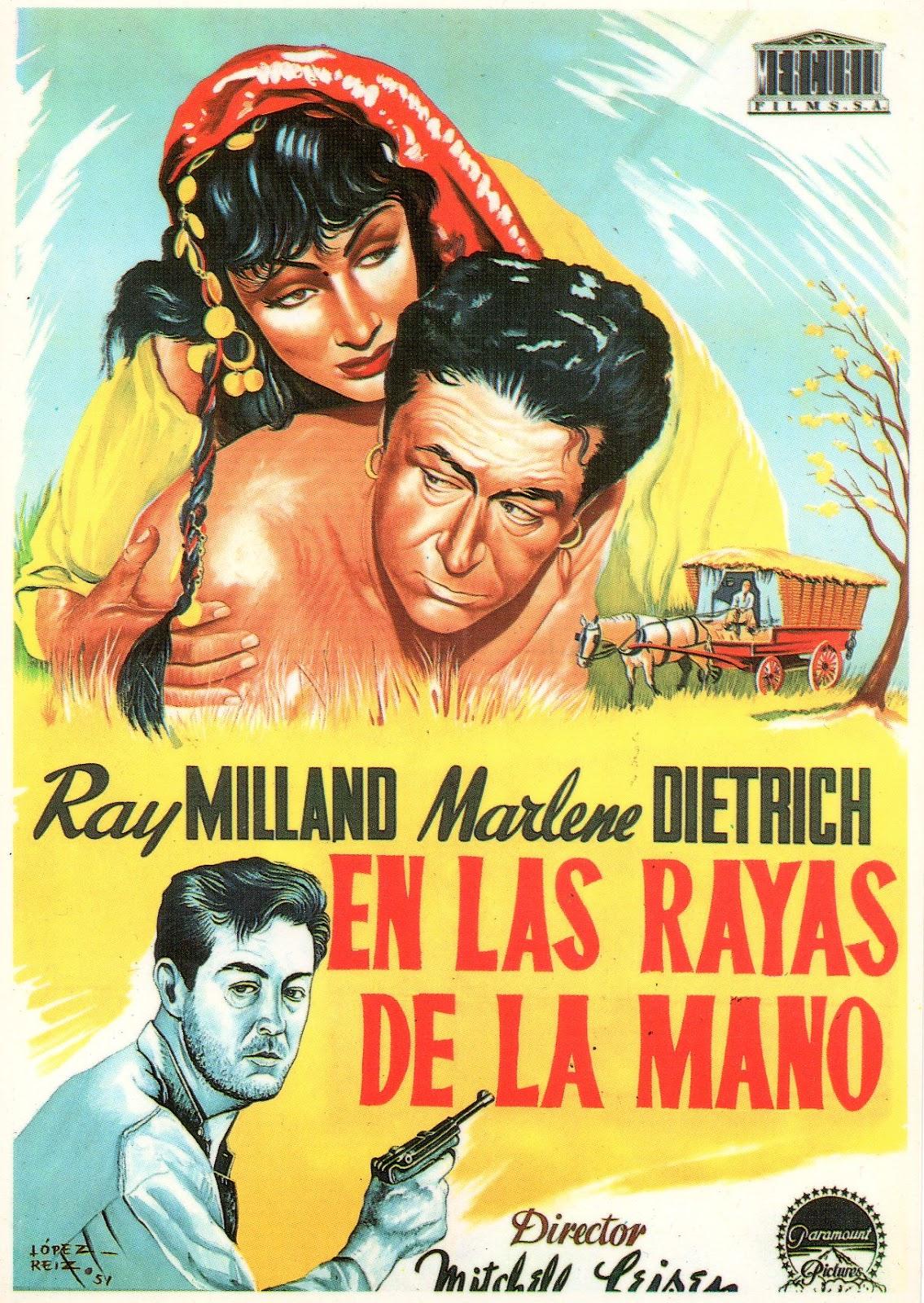 Les Anneaux D'or (1947), Mise En Scène De  Mitchelle