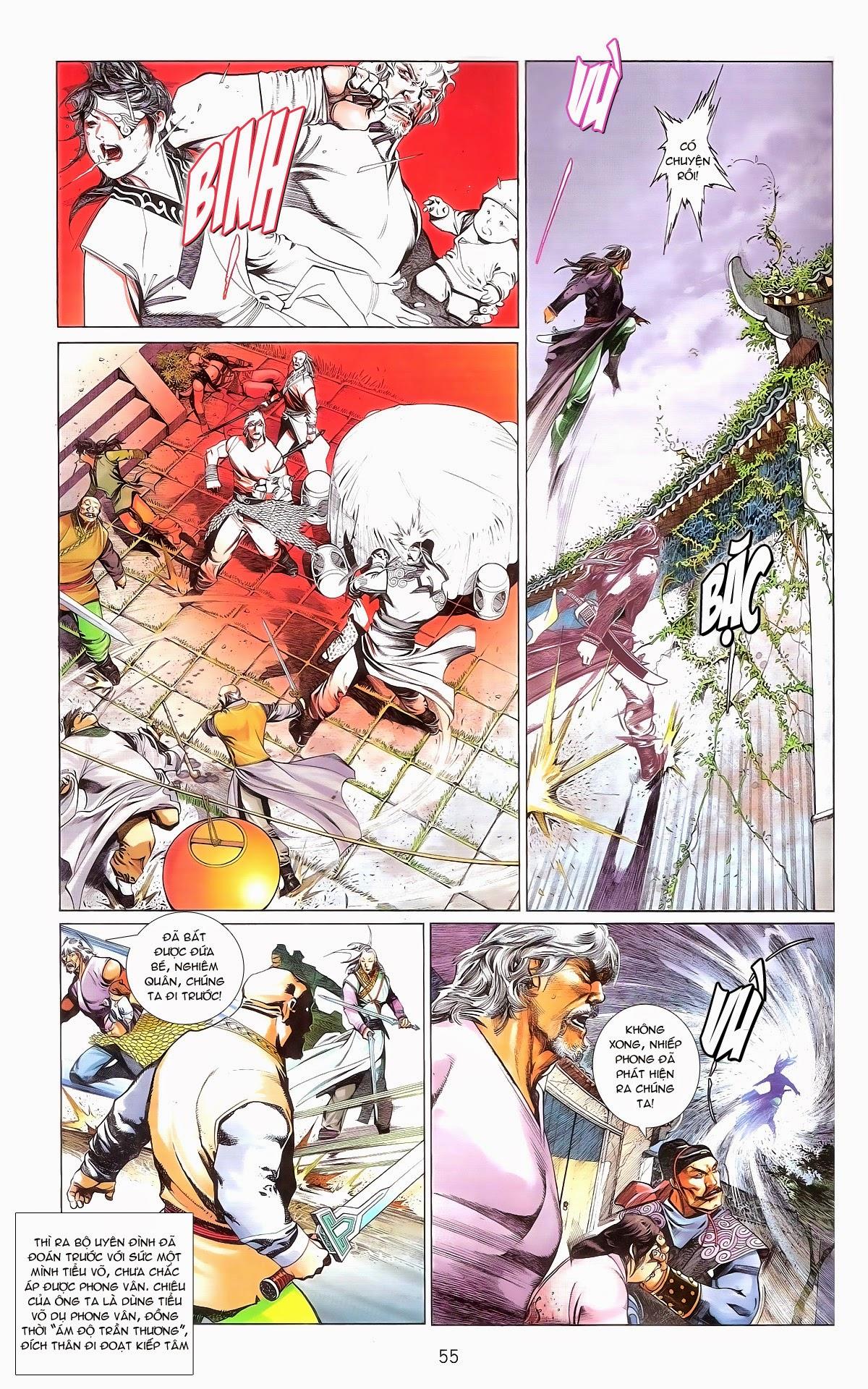 Phong Vân chap 674 – End Trang 57 - Mangak.info