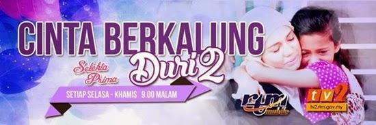 Cinta Berkalung Duri 2 episod akhir, sinopsis episod terakhir drama TV2 Cinta Berkalung Duri 2, gambar, pelakon, last episode, ending Cinta Berkalung Duri 2 TV2, episod kemuncak