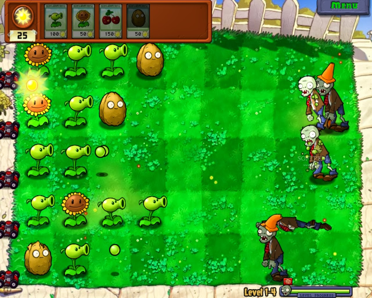 Plants Vs. Zombies 2 Coming Early Summer, PvZ Adventures