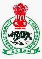 APSC Assam PSC Recruitment 2014