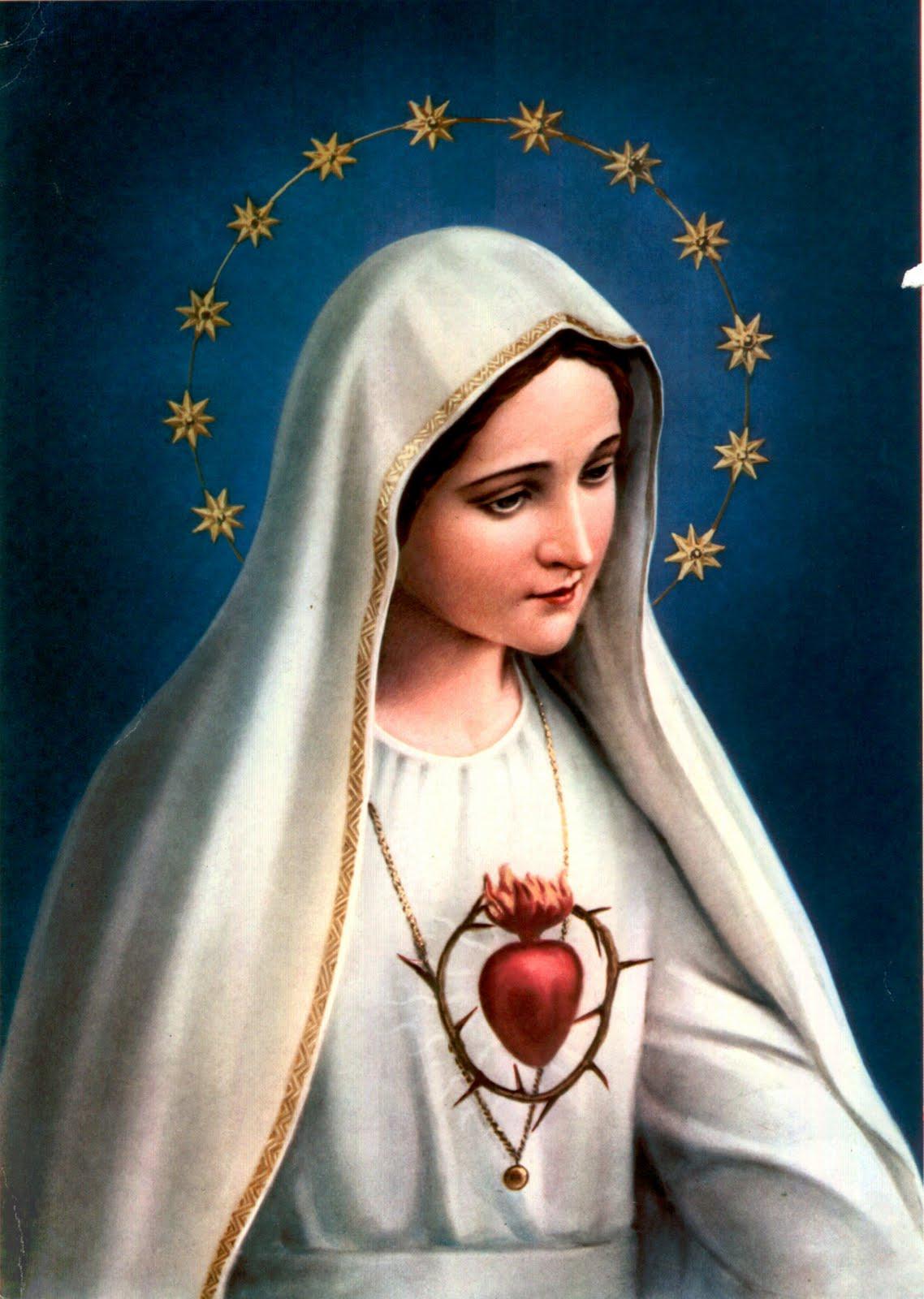 PZ C: virgen maria