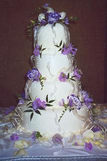 Wedding Cakes Ideas: Best Purple Wedding Cakes Designs
