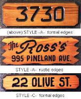placas em madeira tratada