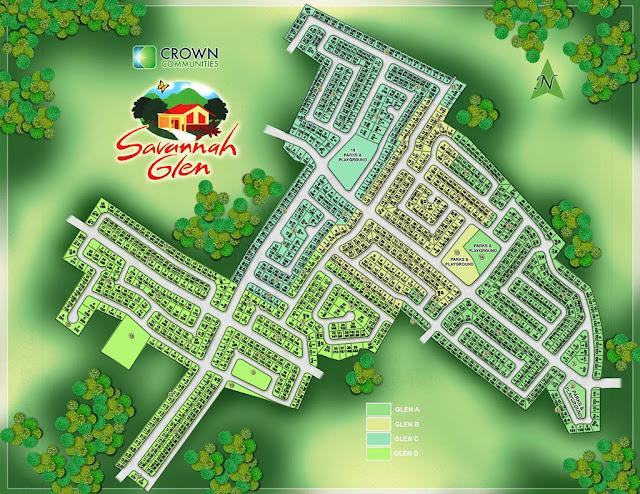 Savannah Glen Iloilo within Savannah Iloilo by Camella ...